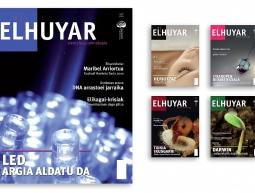 """""""Elhuyar"""" magazine"""