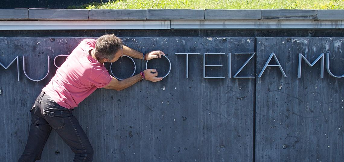 Juan Luis Blanco, typeface designer