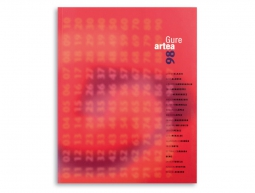 """Gure Artea 98"" exhibition catalogue"