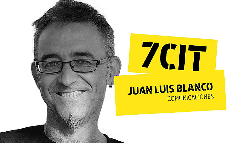 Juan Luis Blanco in the program of the 7th International Congress of Typography in Valencia